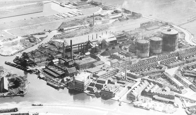 Energiebedrijf Haarlem